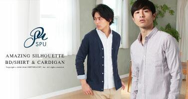 SPUの代名詞とも言えるオックスシャツに新色、カーディガンを加えて復活!