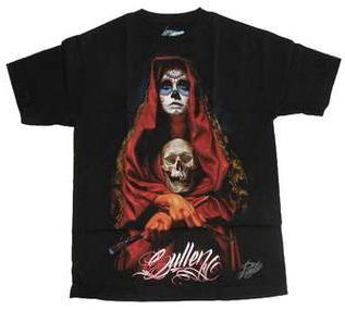 Sullen Acuna Badge Tシャツ