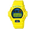 """G-shock"" CASIO DW-6900PL-9JR neon yellow"