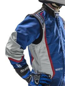 スパルコ レーシングスーツ X-LIGHT KX8 腕