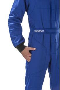 sparco スパルコ レーシングスーツ SPRINT RS2 fia2000規格公認 4輪用スーツ サイド2