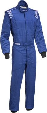 sparco スパルコ レーシングスーツ SPRINT RS2 fia2000規格公認 4輪用スーツ ブルー