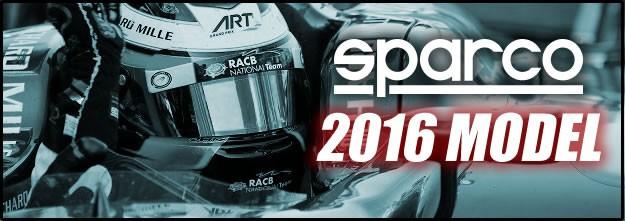 スパルコ 2016年モデル 特集ページ sparco