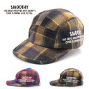 SMOOTHY (Smoothie) check camp Cap 10 AC-05 A SMOOTHY, Smoothie