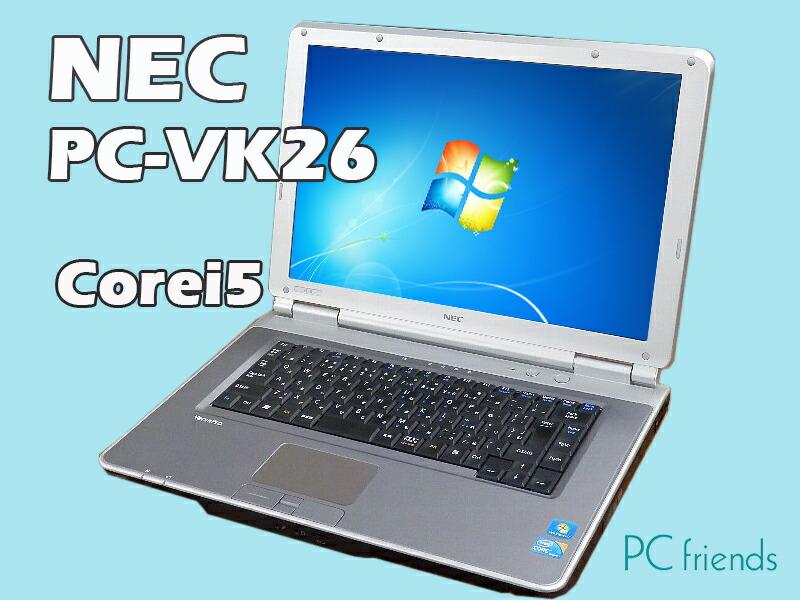 �m�[�gPC PC-VK26MDZCB