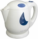ドリテック electric kettle Waku Waku Kettle 0.8 L blue PO-307BL