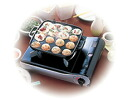 Takoyaki plate CB-P-T for Iwatani & Co., Ltd. (Iwatani) cassette cookers
