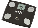 Tanita body composition Analyzer inner scan wood Brown BC-750-BR
