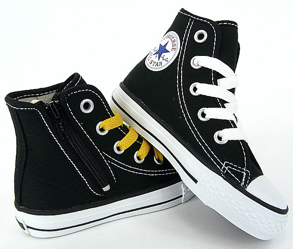 ����С��� �����륹���� ���å����塼�� : CONVERSE �Ҷ���/���å����ˡ�������CHILD ALL STAR RZ HI��BLK