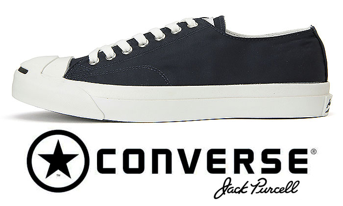 CONVERSE JACK PURCELL LIMONTANYLON コンバース ダークネイビー