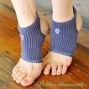 Suria suria プティショ set Yoga socks leg warmers women's yoga wear socks Yoga were capable