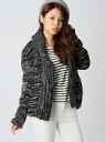 Agrimony 솜 니트 쇼트 재킷 구매자 선택