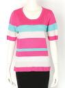 KATHARINE ROSS French linenmultibalderpur over Katherine Ross knit