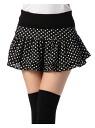 LIZ LISA doll 도트 무늬 スカパン リズリサ 바지/청바지