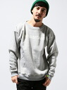Inhabitant IDEA CREW NECK インハビタント