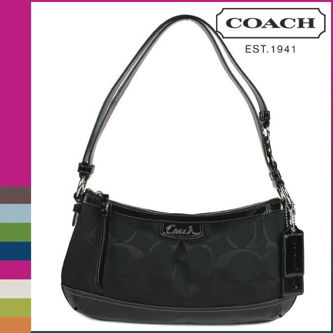 Coach Black Shoulder Bag 74