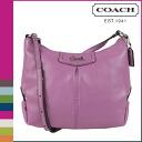 Coach, COACH shoulder bag Wisteria Lane women's Madison leather Maggie