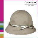 Coach COACH Hat khaki Springs ladies