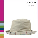 Coach COACH Hat khaki reversible Crusher