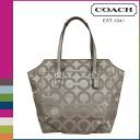 Point 2 x coach COACH tote bag Flint Taylor op art signature women's F26031 [regular outlet] 02P13Dec14