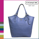 Point 10 times coach COACH Womens Tote Bag F26103 porcelain blue Peyton leather [regular outlets, 10P30May15