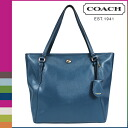 Coach COACH Womens Tote Bag F27349 Peacock Peyton leather zip top Tote PEYTON LEATHER ZIP TOP TOTE [12 / 18 new in stock] regular outlet ★ ★