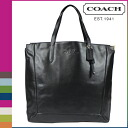 Coach COACH Womens Tote Bag F31405 black JSE soft leather tote JOSE black SOFT LEATHER BLACK TOTE [12 / 18 new in stock] regular outlet ★ ★