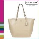 Coach COACH Womens Tote Bag F34099 nude cross-grain leather taxi Tote [3 / 2 new in stock] regular outlet ★ ★