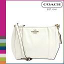 Point 2 x F52177 ivory Colette leather swingpack, coach COACH women's shoulder bag [regular outlet] 02P13Dec14