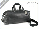 Coach COACH F70368 men's 2-way ボストン_バッグ TSL ペブルト leather gym