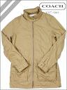 Coach COACH spring parka jackets coats SPRING PARKA JACKET COAT KHAKI