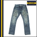 Rugby RUGBY Ralph Lauren denim Indigo cotton men's bottoms DENIM JEANS