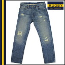 Rugby RUGBY Ralph Lauren vintage denim Indigo cotton men's bottoms denim DENIM JEANS