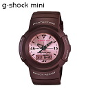 Casio CASIO g-shock mini watch GMN-50-5B2JR mens ladies