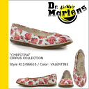 Dr. Martens Dr.Martens pumps White x red leather ladies