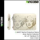 Incase chrome slider INCASE Andy Warhol PC case CL60057 Mac Book Pro 13 to meet Andy Worhol men women