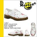 Dr. Martens Dr.Martens 1461 3 Hall shoes R10084100 PRINT leather mens Womens 3 EYE SHOE