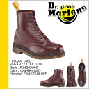 Dr. Martens Dr.Martens 1460 8 hole boots R14045600 VEGAN synthetic leather mens Womens 8 EYE BOOTS
