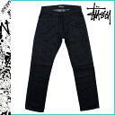 ステューシー STUSSY denim downed town Slim Fiit cotton men