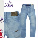 ピーアールピーエス PRPS vintage denim E63P90EV RAMBLER SKINNY FIT cotton men's 2013-new
