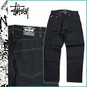 Stussy STUSSY denim pants DENIM PANTS JEANS jeans jeans G Pan bottoms mens 2013 new