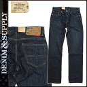 Denim and supply DENIM&SUPPLY Ralph Lauren denim jeans [indigo] DENIM jeans jeans men ★★