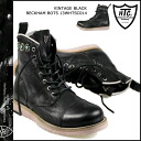 エイチティーシー HTC Hollywood Trading Company lace-up boots 13WHTSC014 BECKHAM BOOT サイドジップ leather mens ★ ★