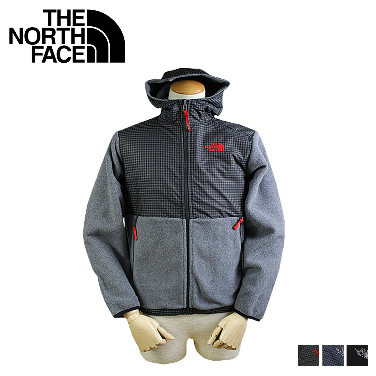 Wholesale North Face Mens Denali Hoodie - En Store Sugarltd Item Nf01 1401 Aqgc  S Id 3dborderless Recommend Item En
