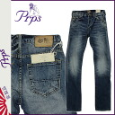ピーアールピーエス PRPS denim jeans [lightwosh] GREMLIN ROUGH RIDE men's jeans [3 / 31 new in stock] [regular]