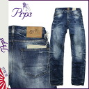 ピーアールピーエス PRPS denim jeans [Indigo] RAMBLER ONWARD TRAVELER mens jeans [4 / 9 new in stock] [regular]