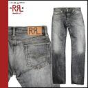 Double Aurel RRL DOUBLE RL Ralph Lauren denim jeans men's straight jeans 2014 stock black [8 / 5 new in stock] [regular] ★ ★ 02P31Aug14