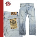 Double are L RRL DOUBLE RL Ralph Lauren denim jeans men jeans slim bootcut 2014 arrival light blue ICON CORE SLIM BOOTCUT [8/22 Shinnyu load] [regular]★★