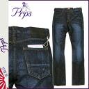 エンザイム GUNNER DEMON [9/20 Shinnyu load] [regular] latest for PR P S PRPS jeans denim underwear men slim fitting wash processing 2,014 years★★