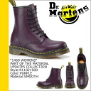 Dr. Martens Dr.Martens 1460 WOMENS 8 hole boots R11821500 MATERIAL UPDATES Leather Womens mens